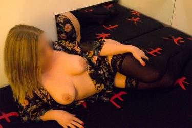 Helena masajista sensual